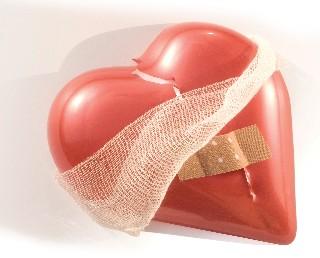 broken hearted graphic