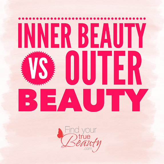 compare and contrast essay about inner beauty versus outer beauty Unique brown english april 6, 2015 compare and contrast inner beauty and physical beauty the beauty of a woman is not in a facial mole, but true beauty in.