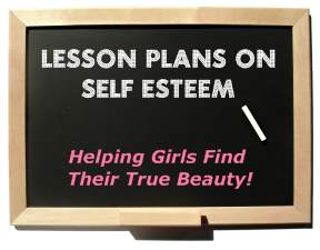 Lesson plans on self esteem image