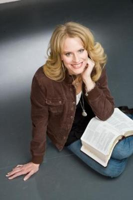 Jennifer Strickland. author/speaker