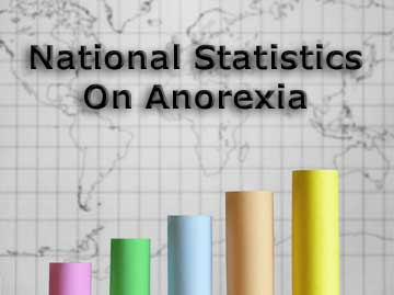 National Statistics for Anorexia image