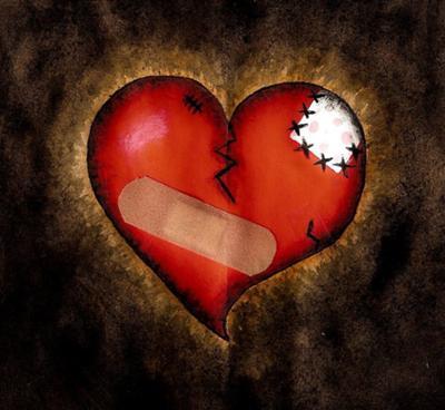 God Heals Broken Hearts<3