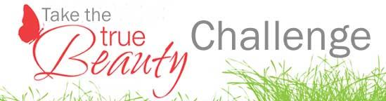 True Beauty Challenge graphic
