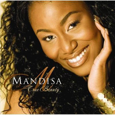 that is mandisa her album cover for true beauty