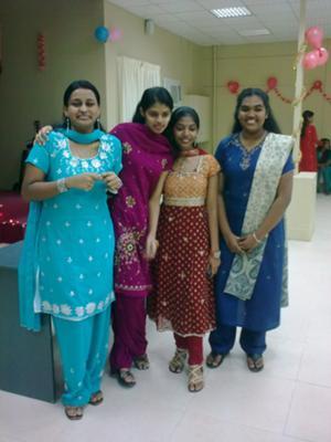 indian dressing
